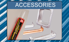 Metal Roofing Materials, Standing Seam Clips and Metal Roofing Accessories